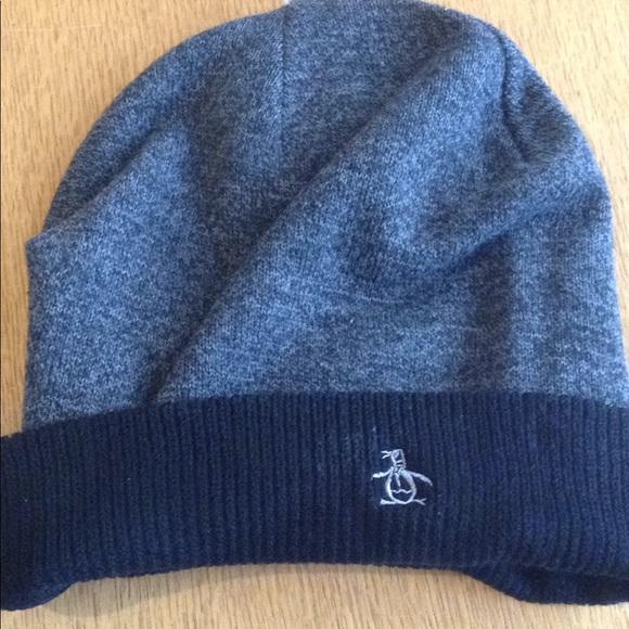 bbfcc462e Penguin lightweight winter hat NWT